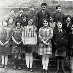 1920s? Lerryn School? Group photo.