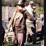 2003. Lerryn, Fan Cottage. Tramps Lunch. Event organised for St Veep Church