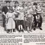 Aug 2000, Cornish Times. Rachel Mitchell/ Lauren, Alex Vincent/Briony,Aaron, Ros Hawken/Tom Adams,Marie Norman, Jo Sandy/Jake,Josh