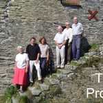 The Red Store Project, 2004. Esthermary Todd, Barry & Judith Campbell-Taylor, Eric Baker, George Mansell, Ken Hoskin.