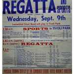 Lerryn Regatta Programme, September 9, 1936.