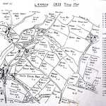 Lerryn Tithe Map 1839. Reproduced from